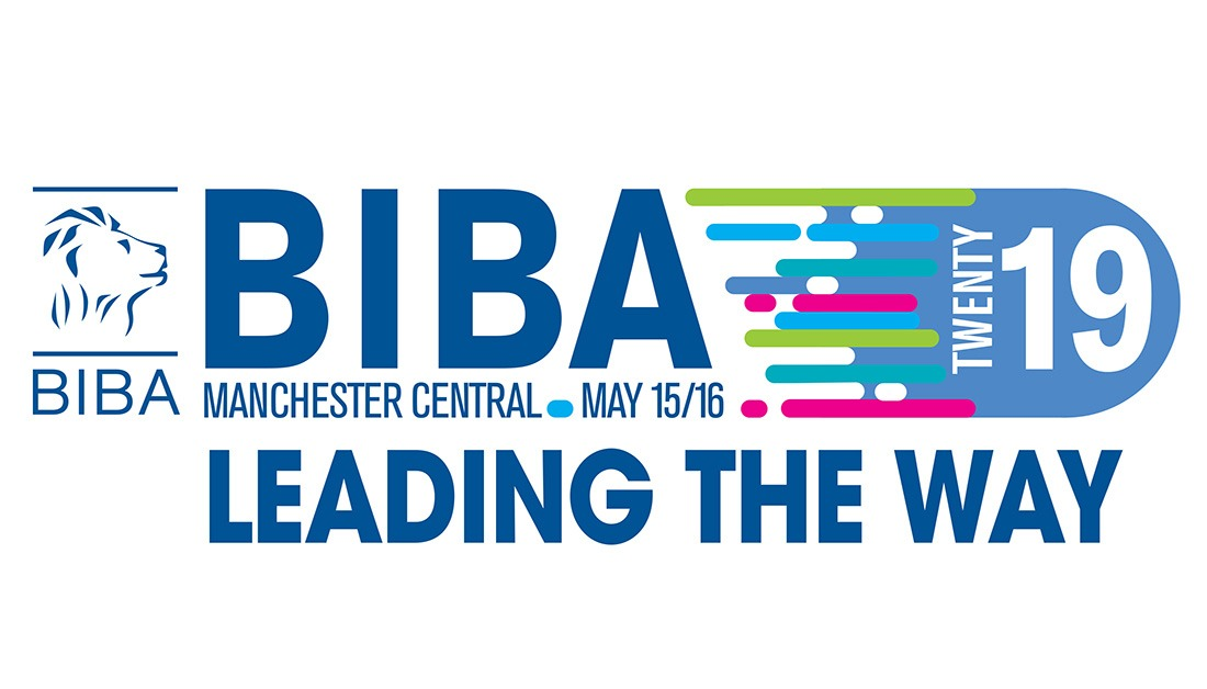 BIBA 2019, Manchester, May 15 & 16, Smithers Purslow Stand A40